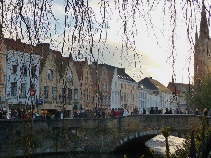 Bruges, Belgique - 2012