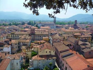 Lucques, Italie - 2011