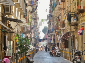 Naples, Italie - 2013