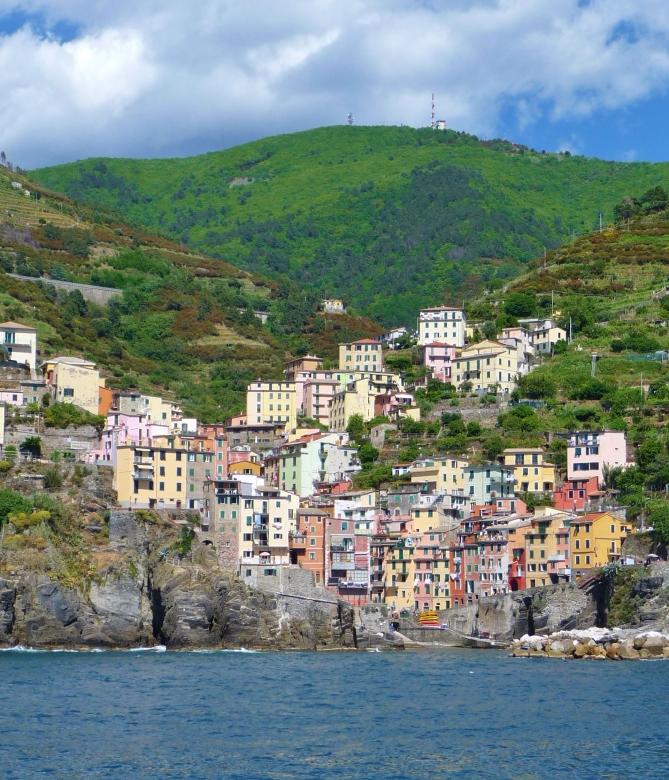 Riomaggiore, Italie - 2011