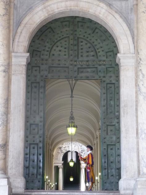 Vatican, Italie - 2013