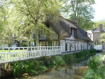 Veules-les-Roses, France - 2013
