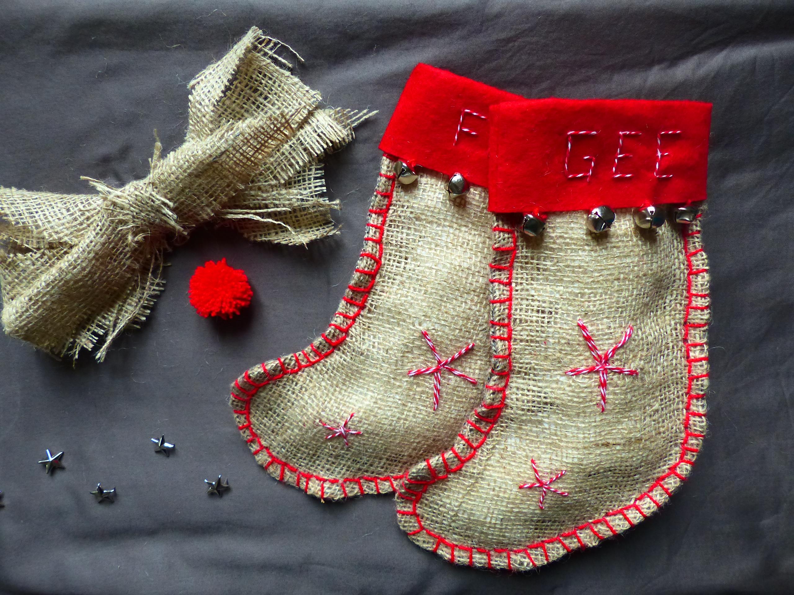 Chaussette de Noel