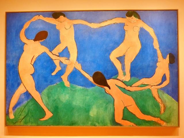 MoMA - La Danse, Matisse