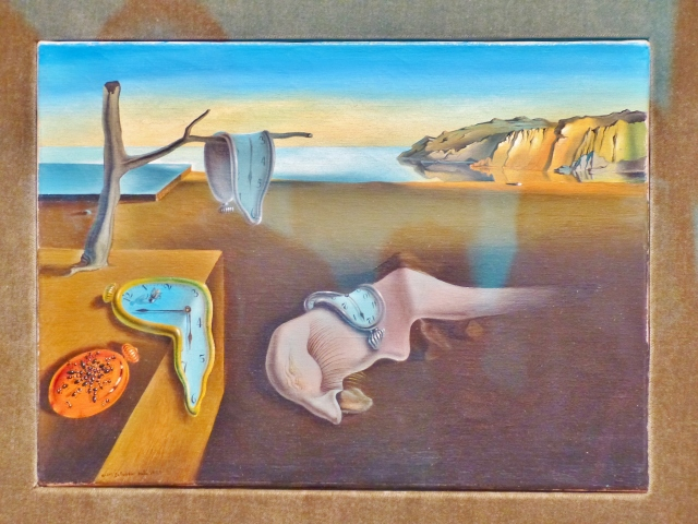 MoMA - La Persistance de la memoire, Dali