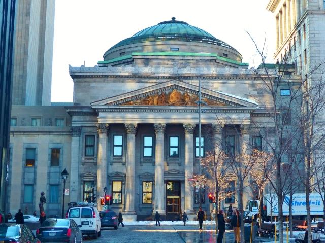 Montreal, Banque de Montreal