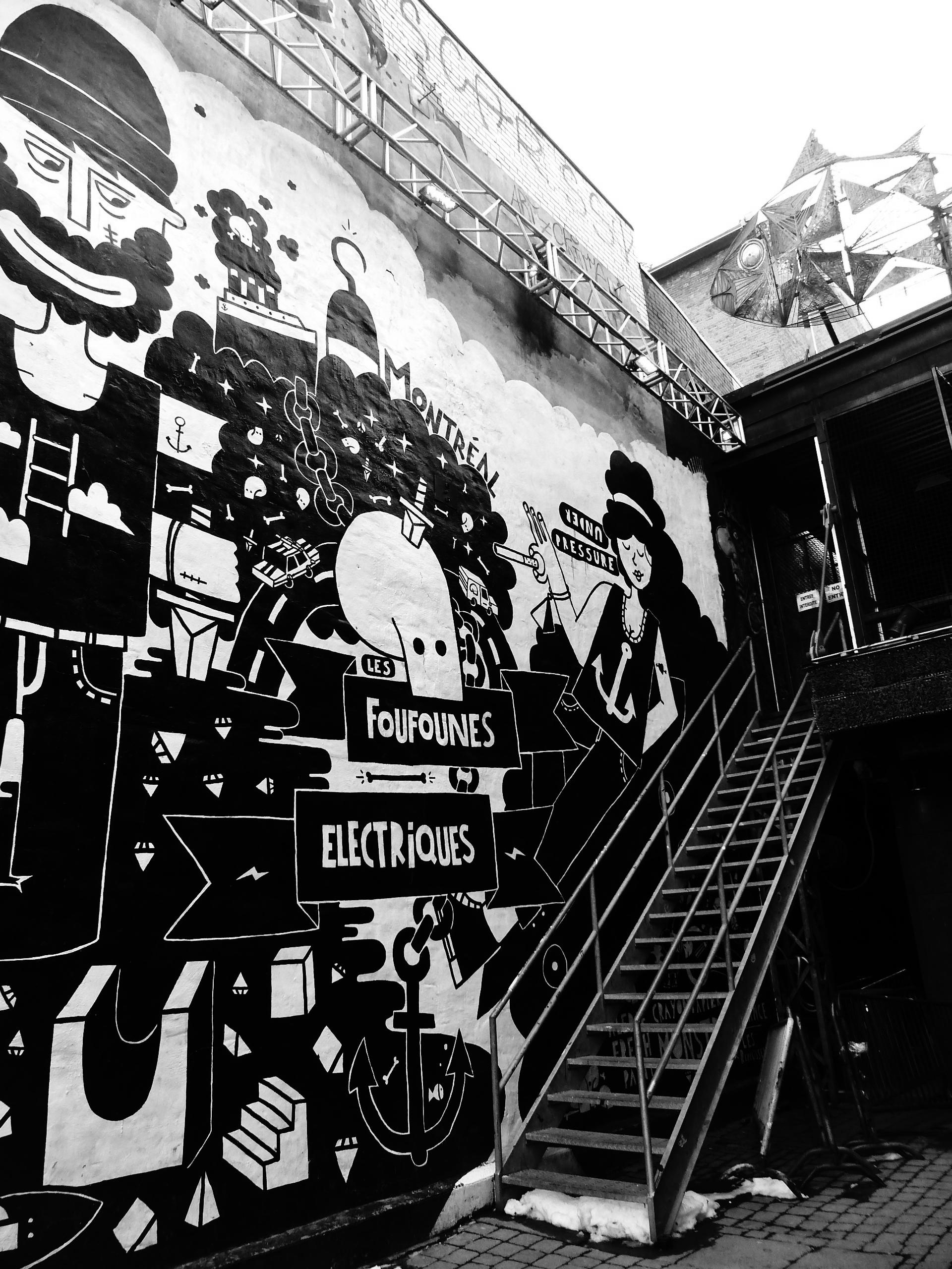 Montreal, Bar Les Foufounes Electriques