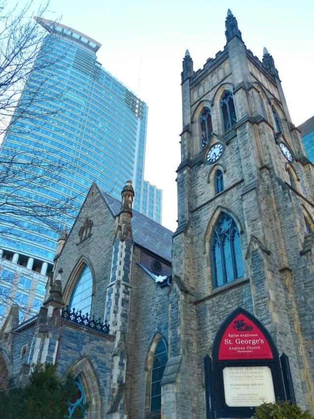 Montreal, Eglise Saint-George