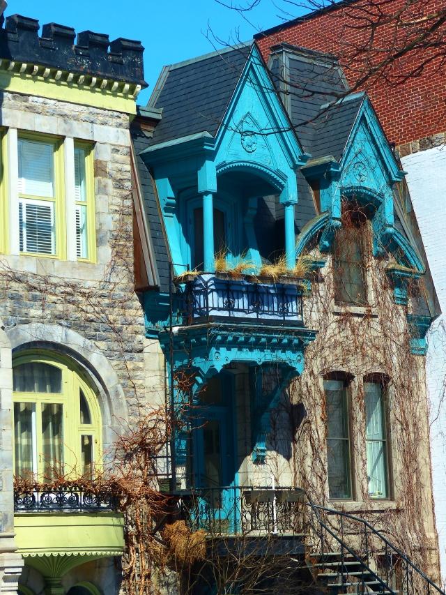Montreal, Maison
