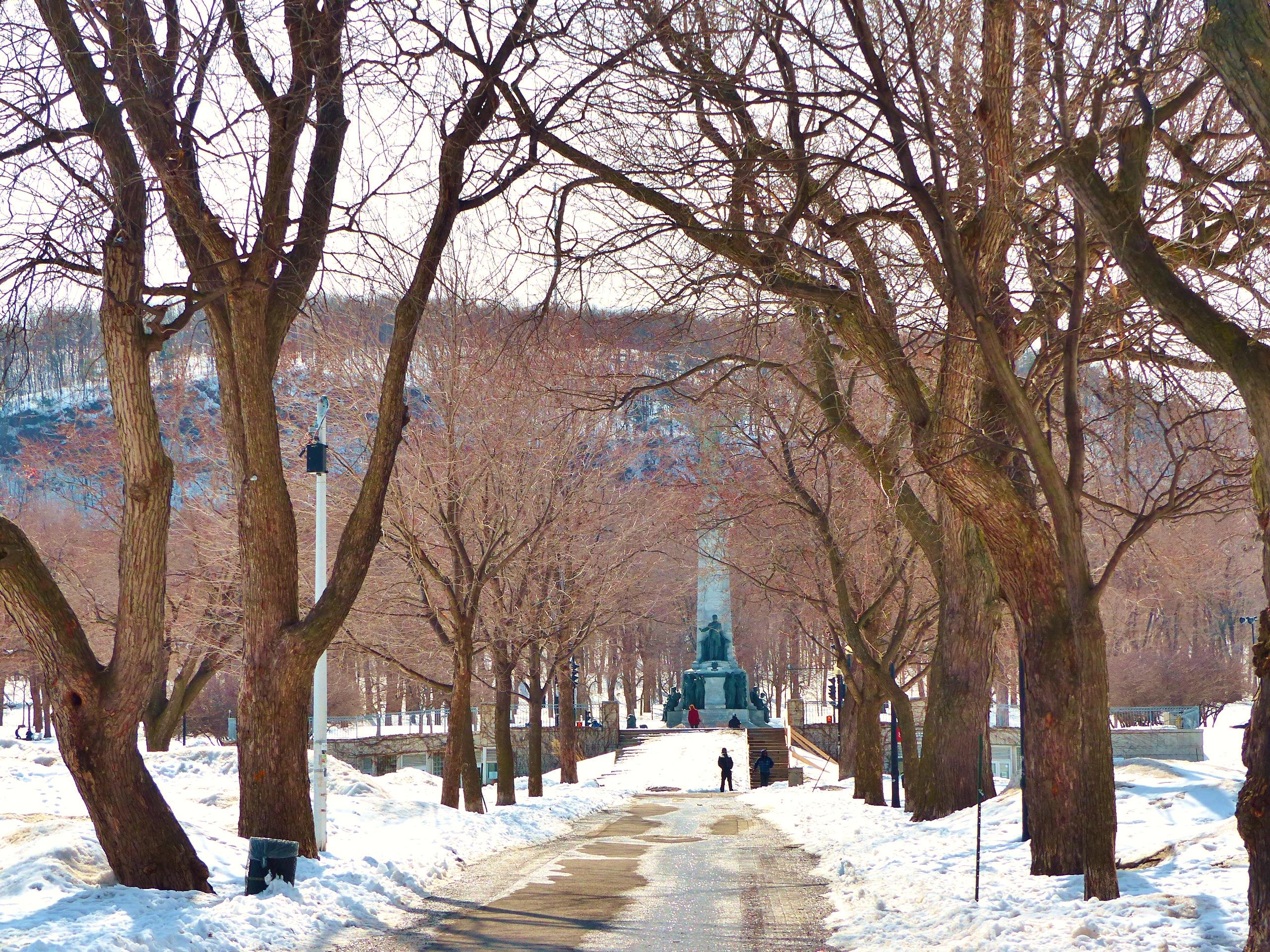 Montreal, Parc du Mont Royal 1