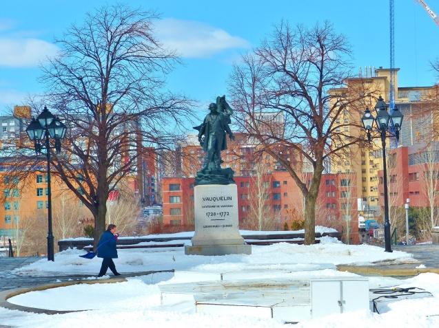 Montreal, Place Vauquelin