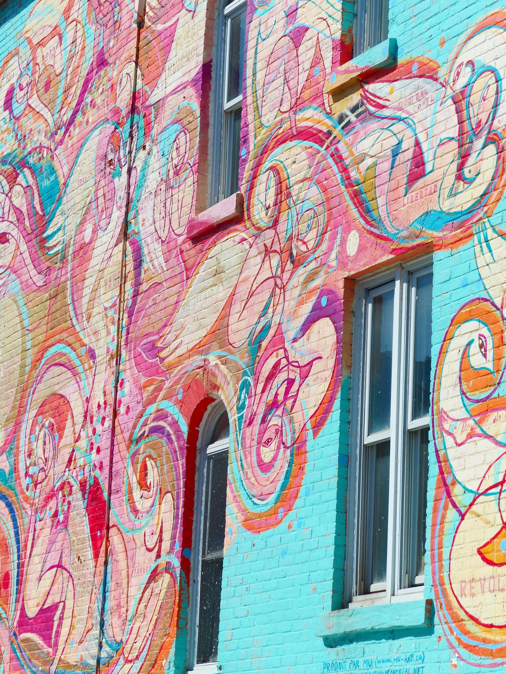 Montreal, Street Art