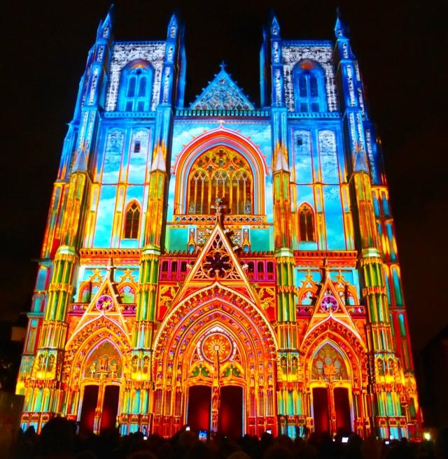 Nantes - Cathedrale Saint-Pierre et Saint-Paul