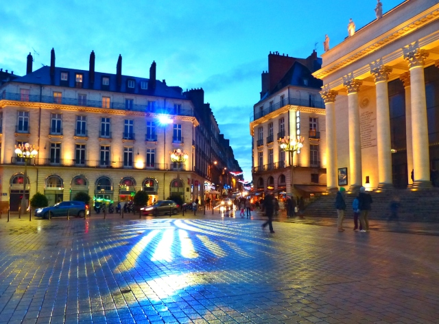 Nantes - Place Graslin