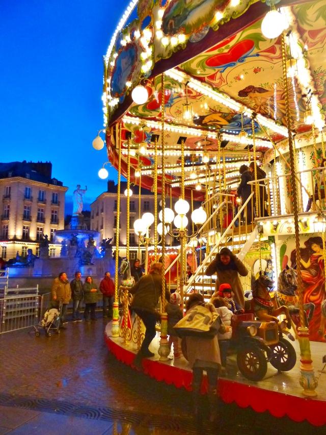 Nantes - Place Royale