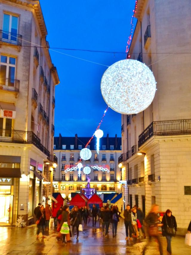 Nantes - Rue Crebillon