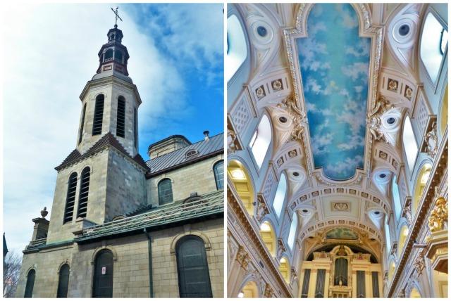 Basilique Notre-Dame de Quebec