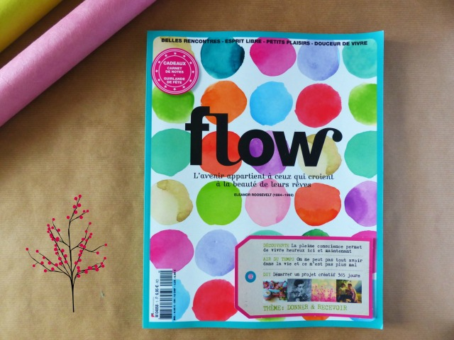 Magazine Flow n1 - Couverture