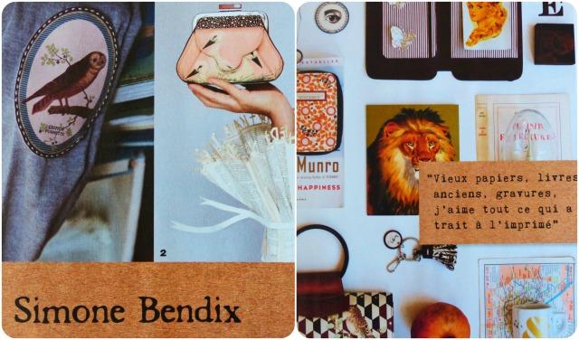 Magazine Flow n1 - Portrait Simone Bendix