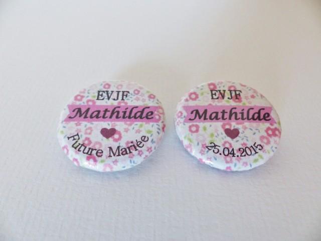 DIY2 Badge EVJF