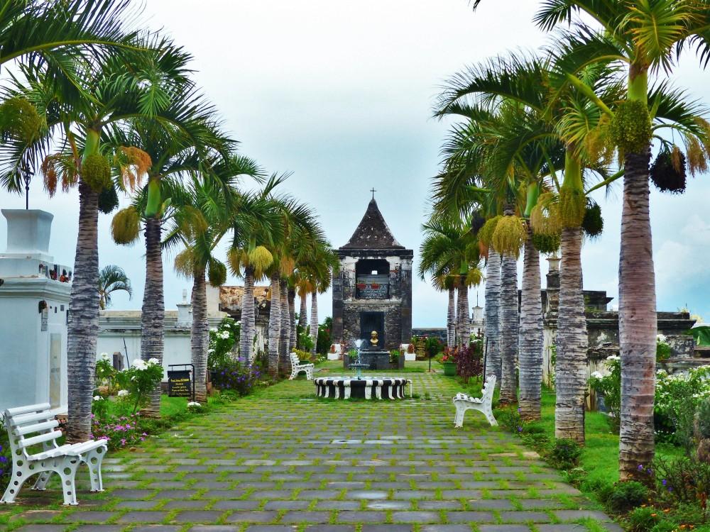 Cimetiere Marin - Saint-Paul