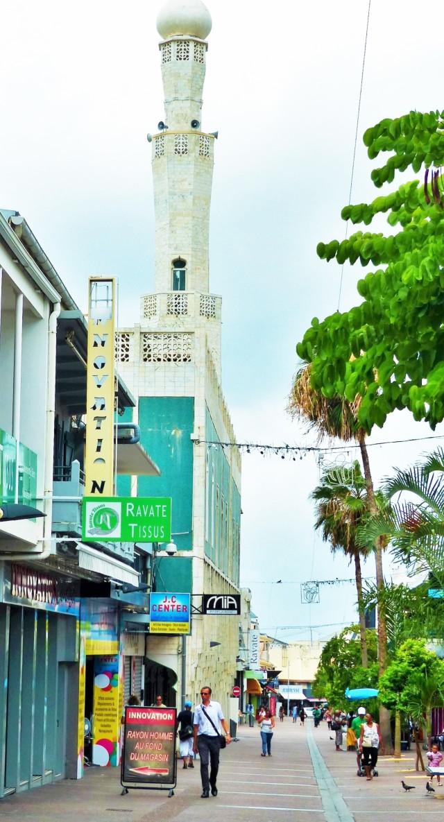 Mosquée Noor al Islam