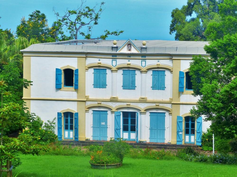 Musee de Villele-Chapelle Pointue - Saint-Gilles les Hauts