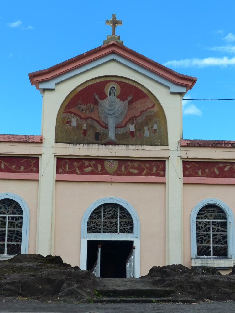 Notre-Dames des Laves - Sainte-Rose