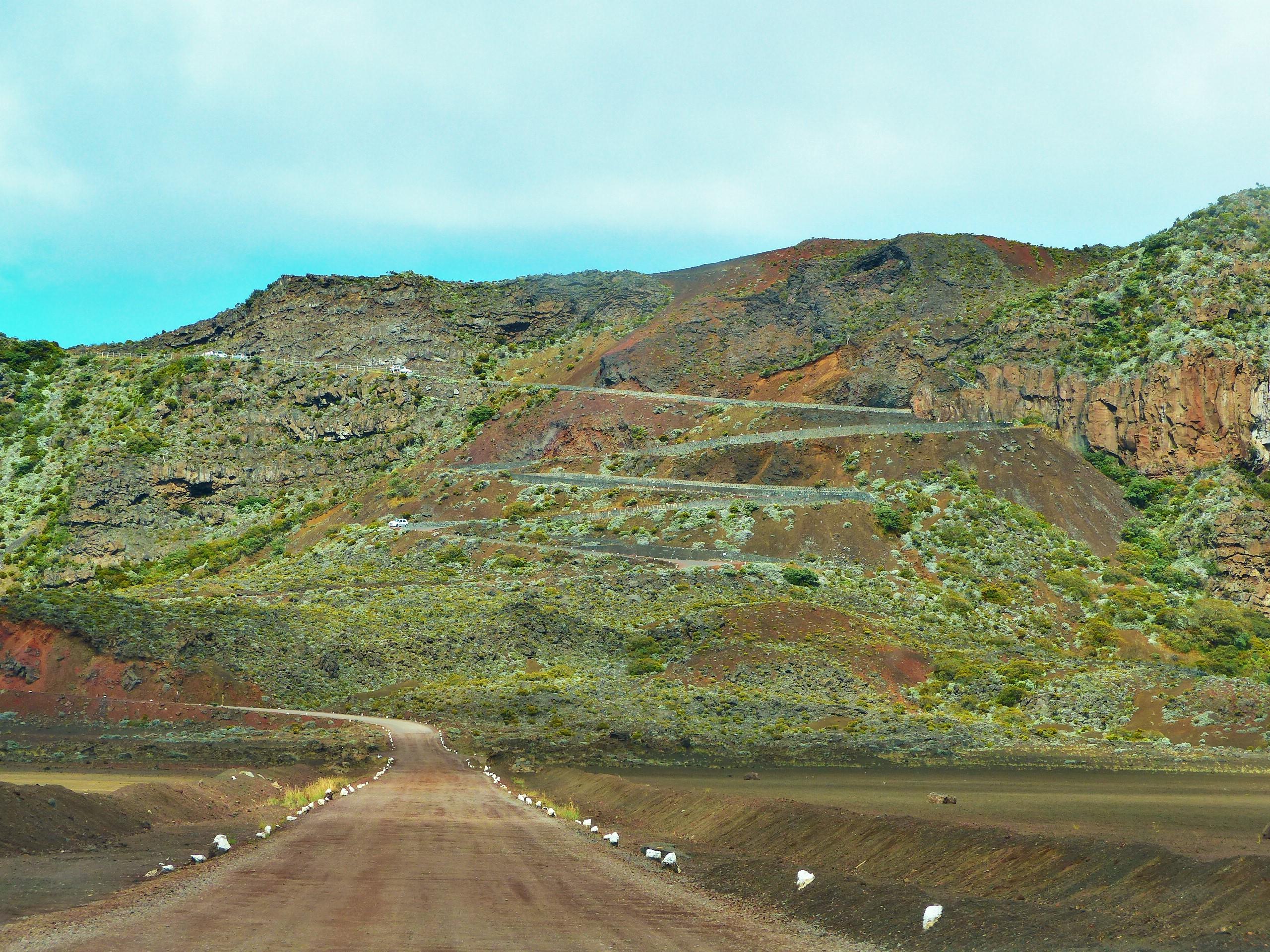 Route du Volcan - Piton de la Fournaise