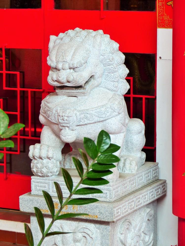 Temple Bouddhiste Lisi Tong - Saint-Denis