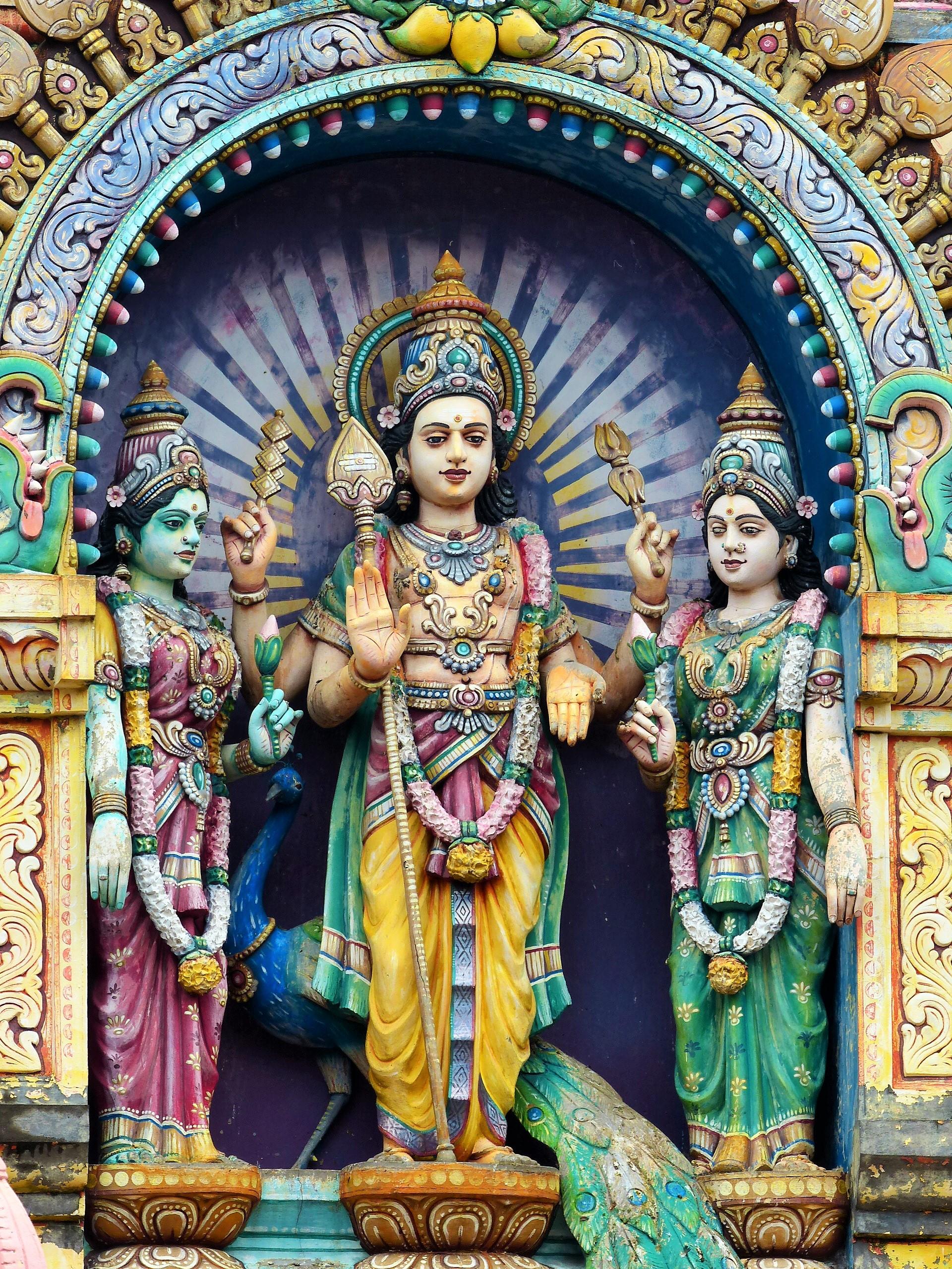 Temple Siva Soupramanien - Saint-Andre