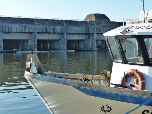 Saint-Nazaire - Base de sous-marins