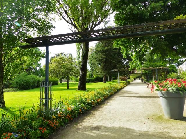 Saint-Nazaire - Jardin des Plantes
