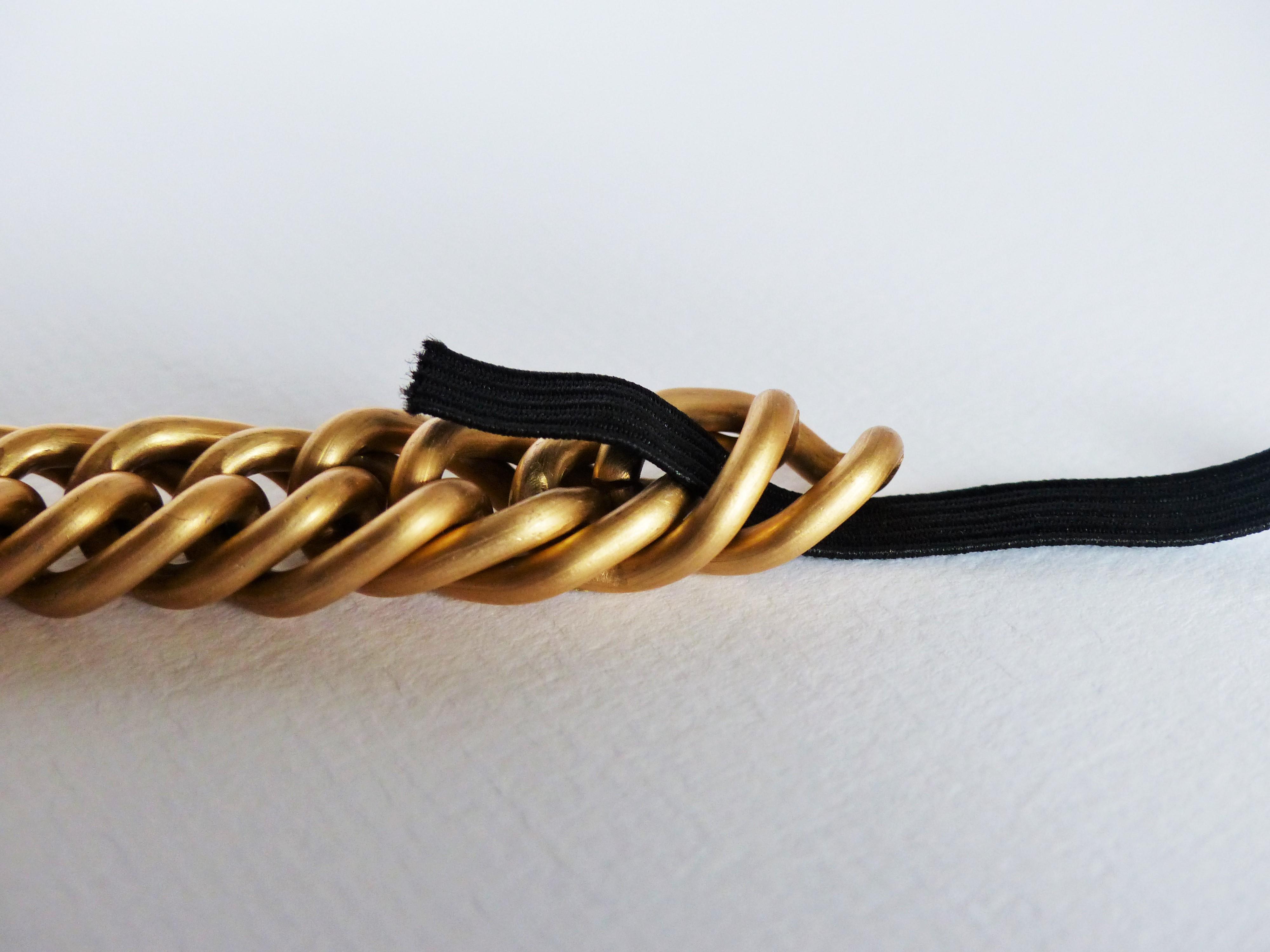 Headband chaine