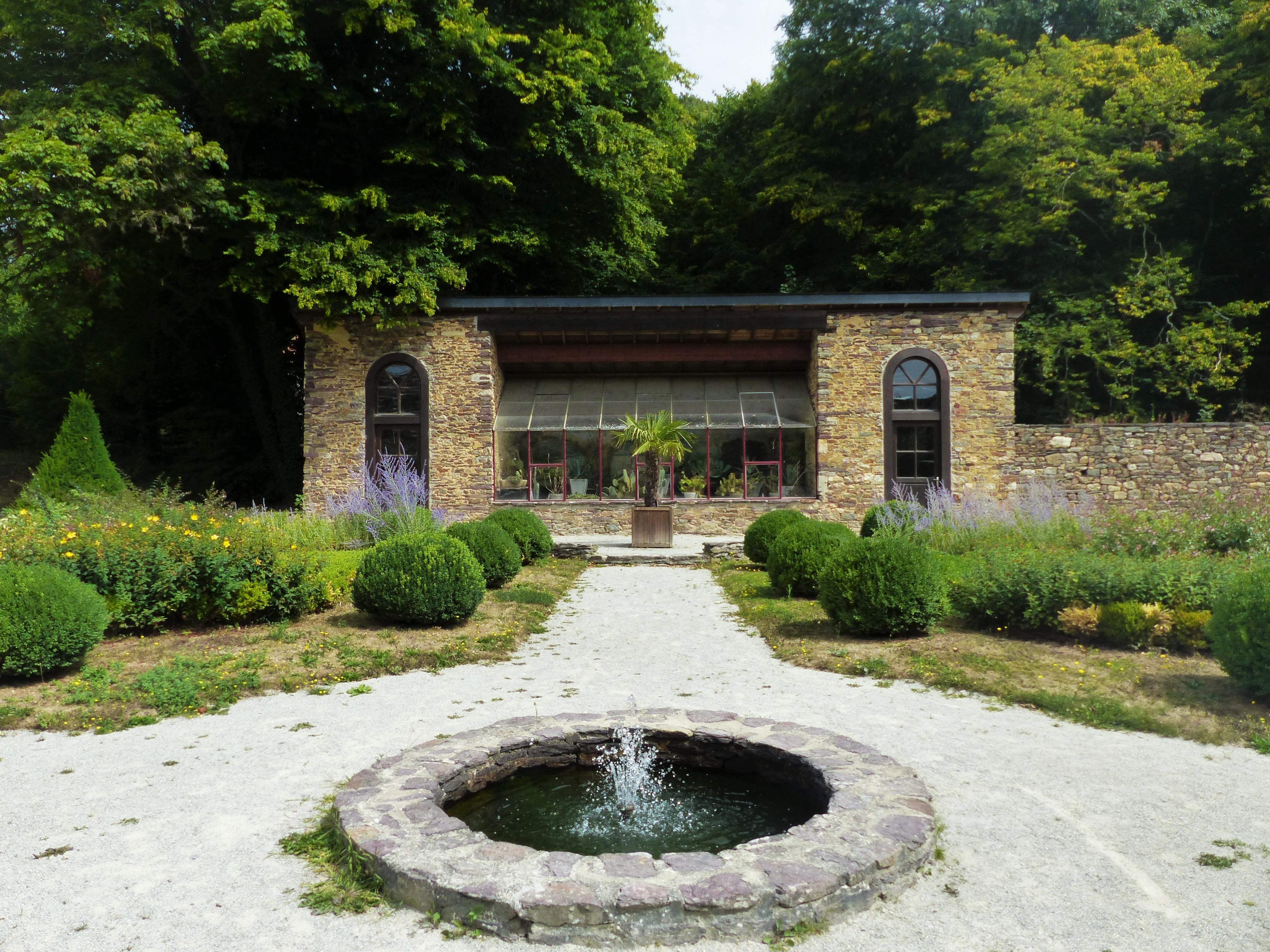 Jardin des Eveques