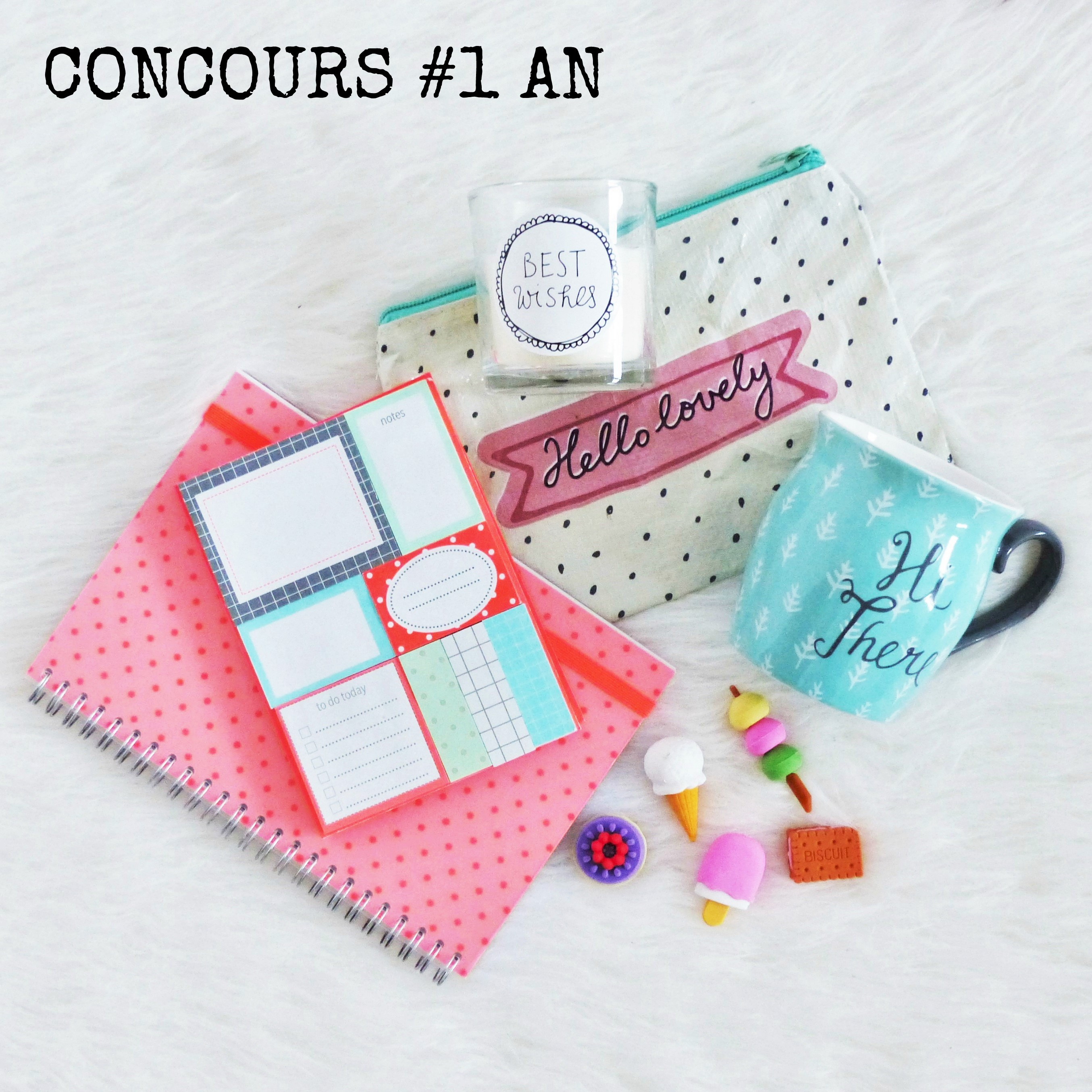 Concours 1 an