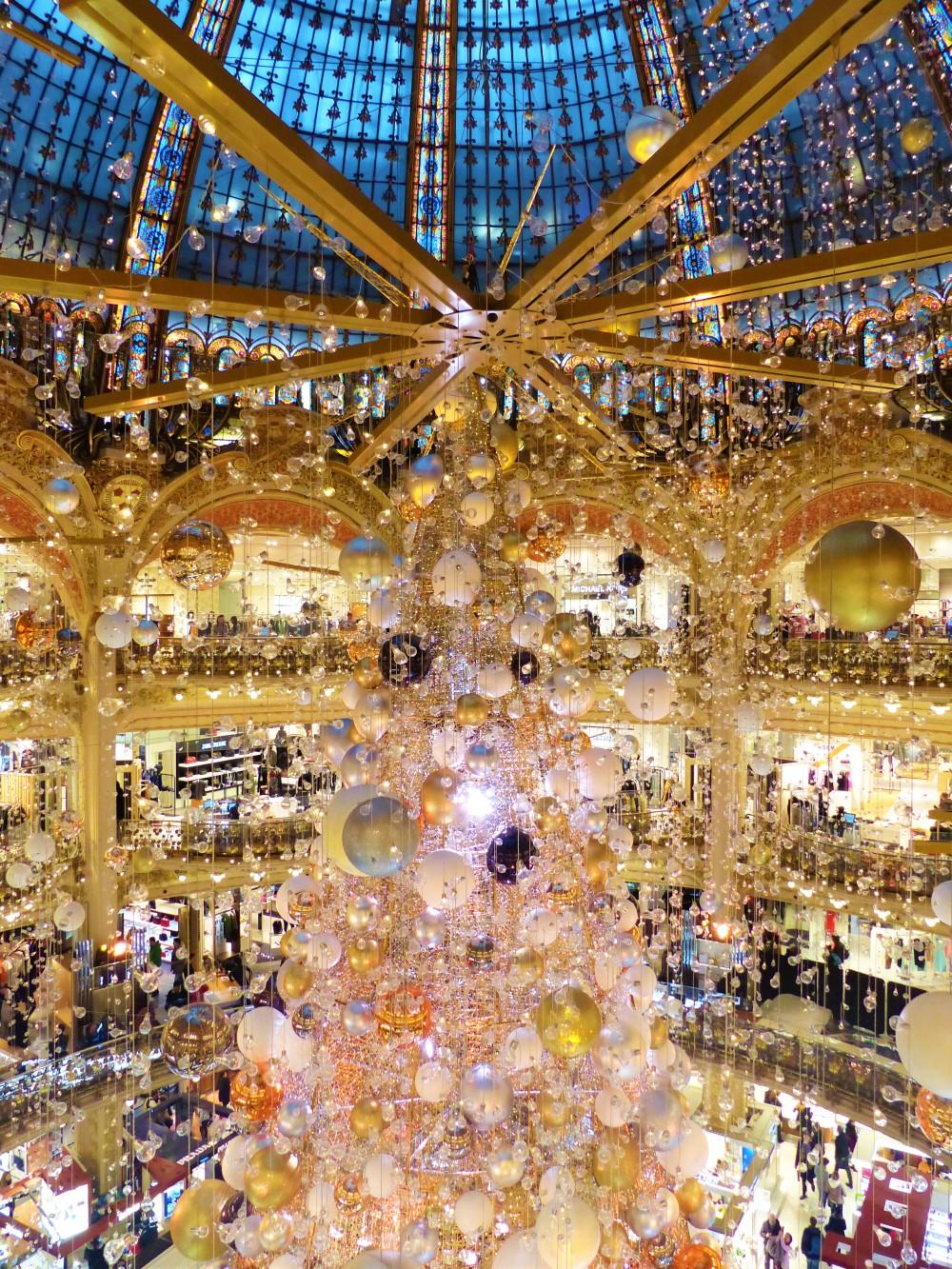 Noel - Galeries Lafayette