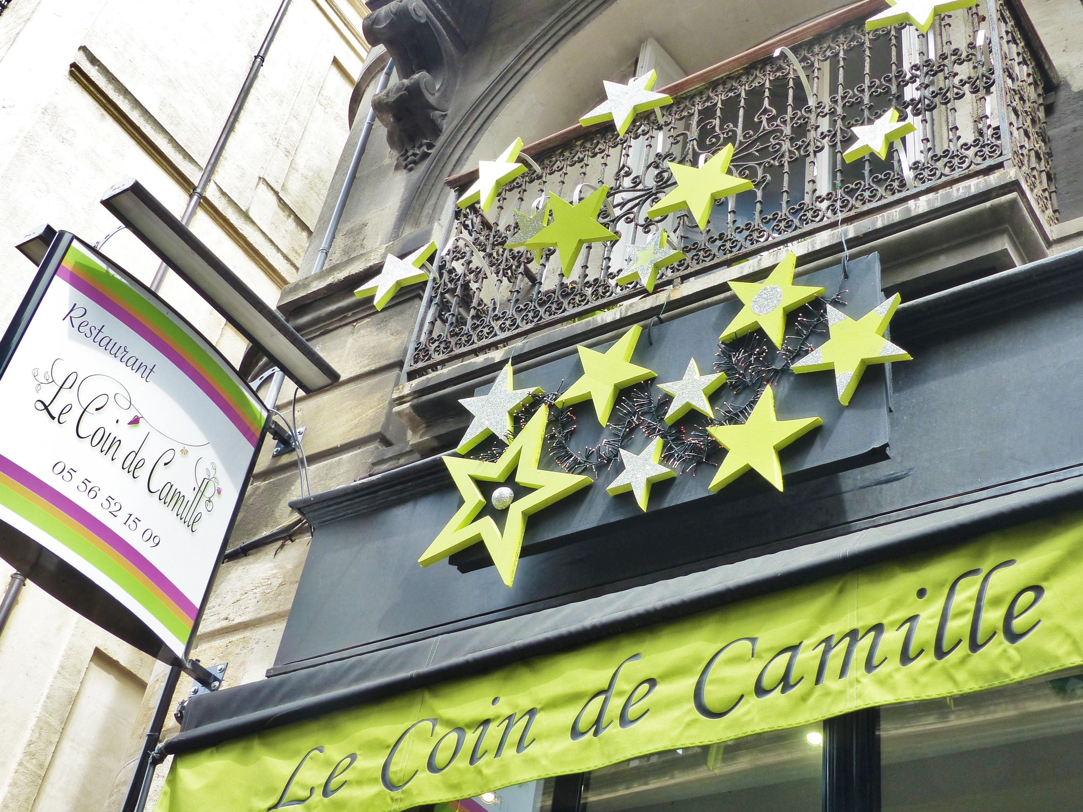 Le coin de Camille