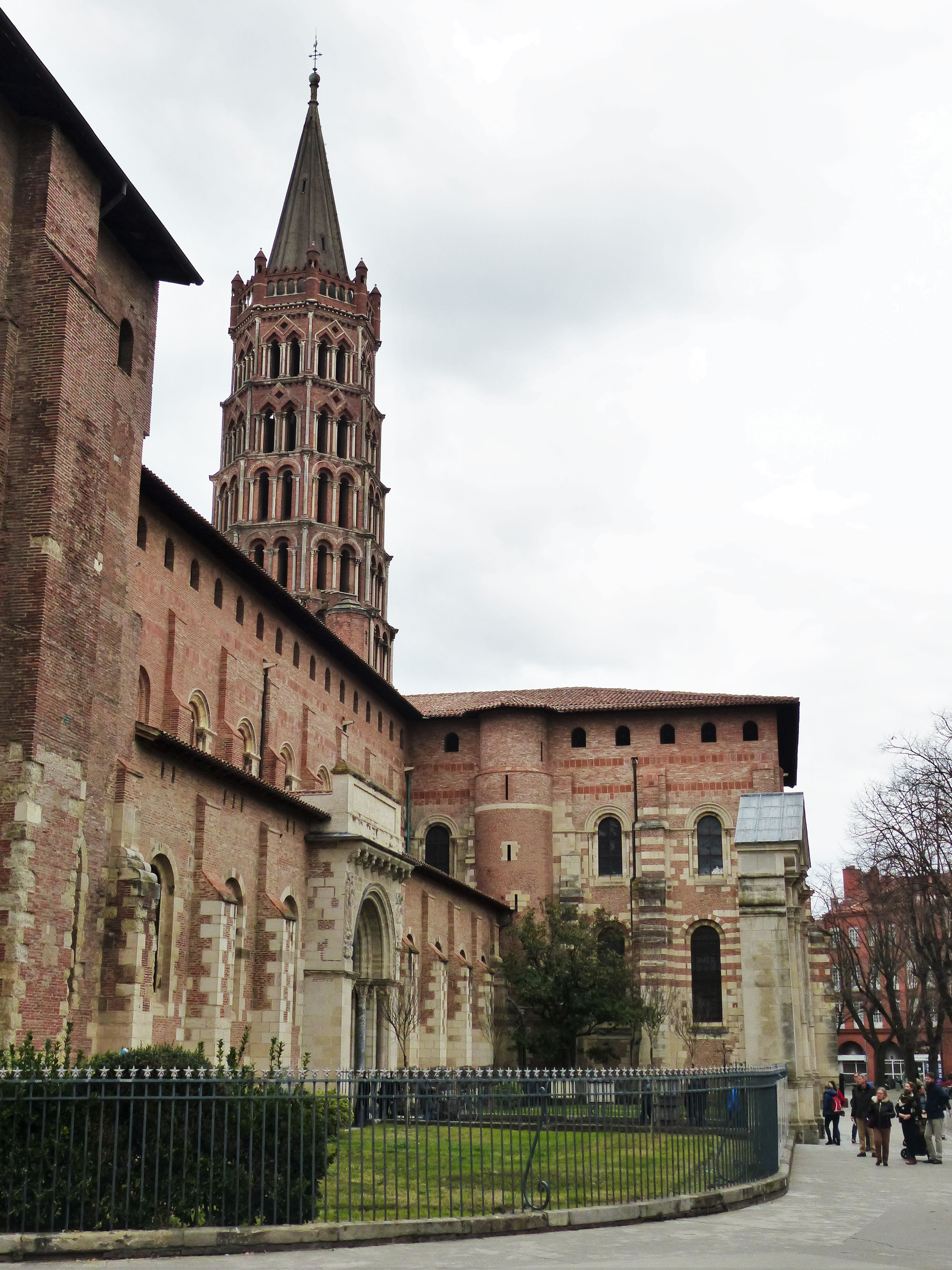 Toulouse - Basilique Saint-Sernin
