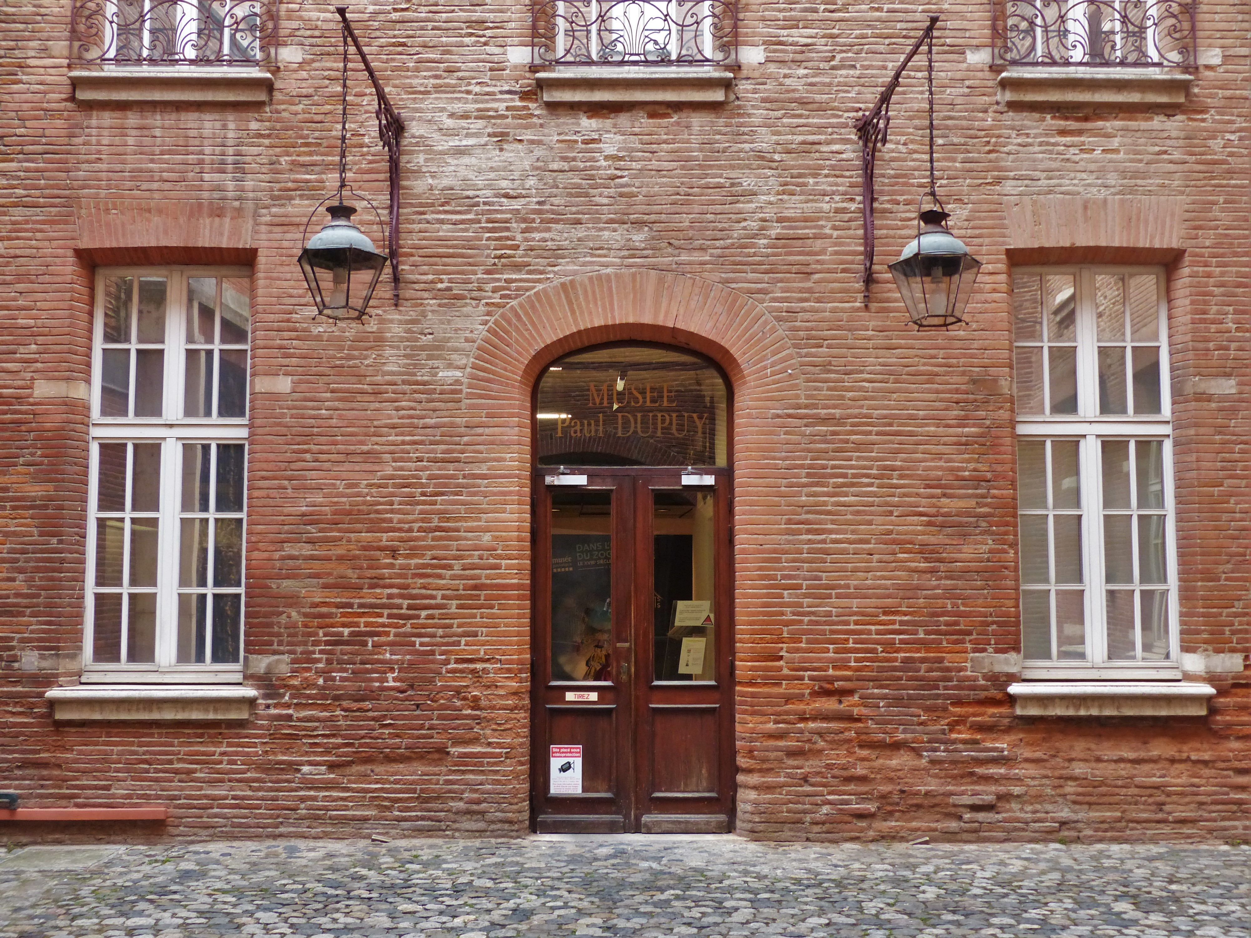 Toulouse - Musee Paul Dupuy