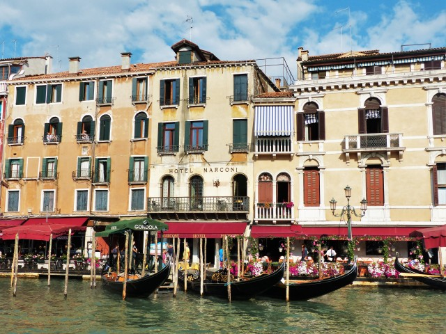 Venise Grand Canal