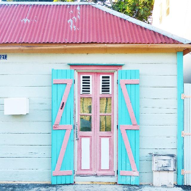 Case a Port -Louis