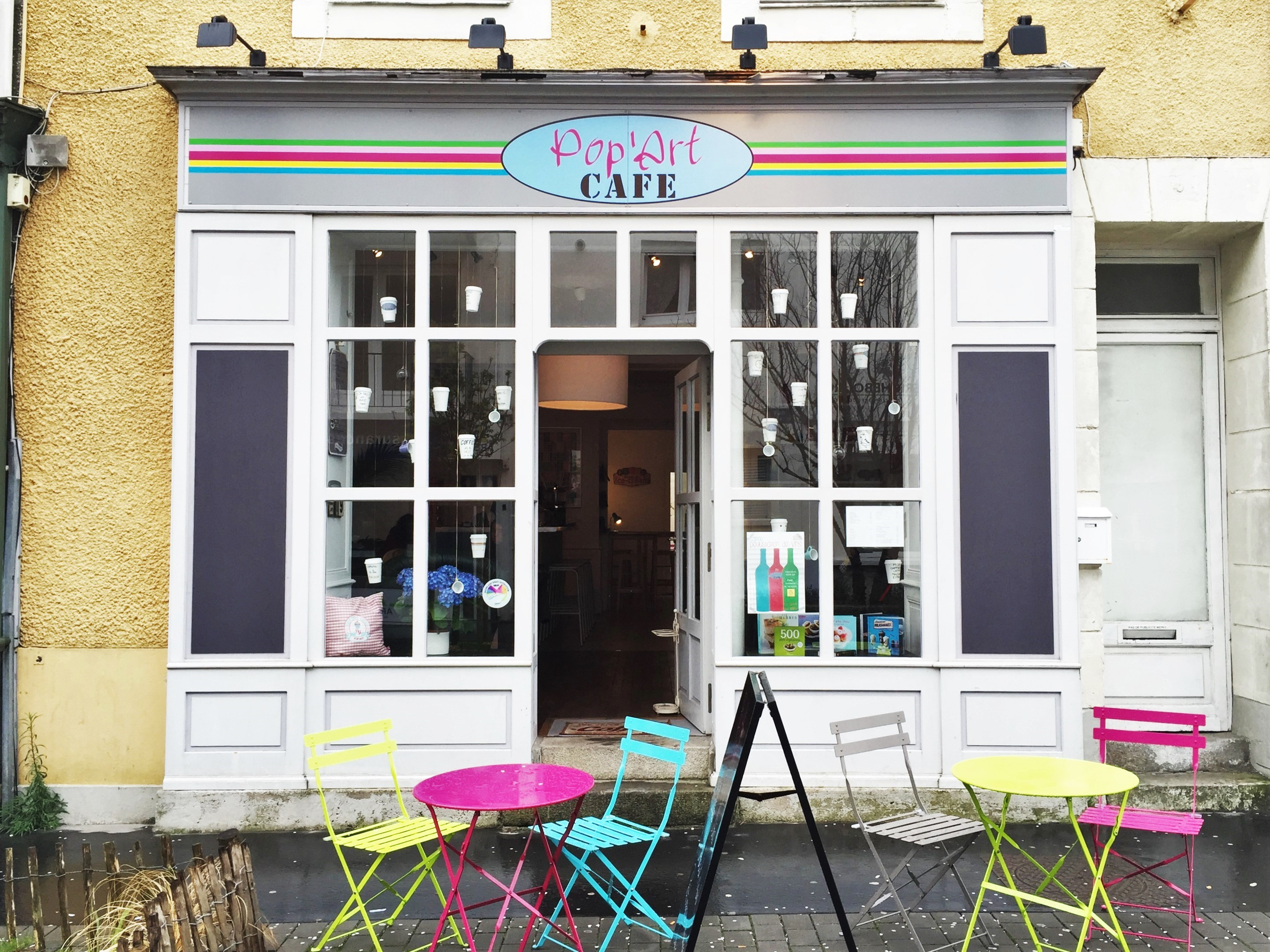 Pop'Art Cafe
