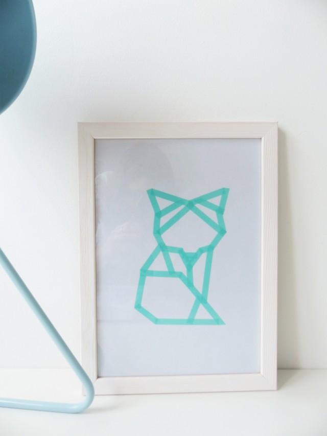 Cadre DIY Pinterest