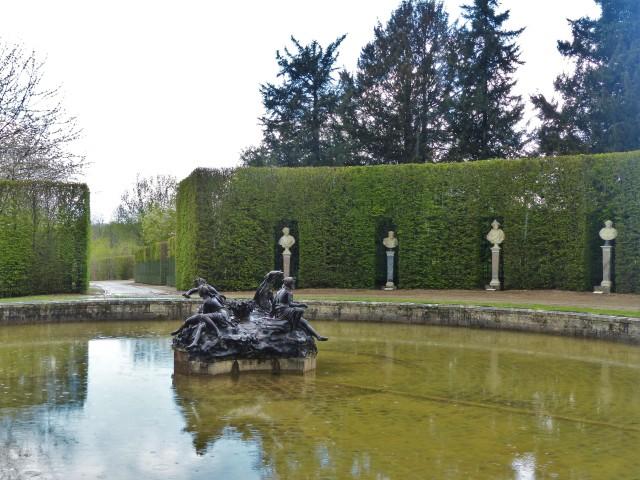 Versailles parcs