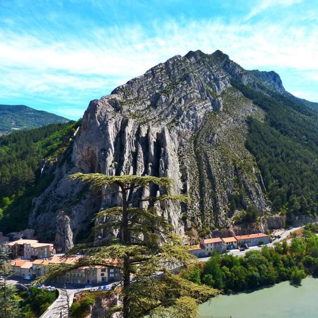 12 - Montagne de la Baume - Sisteron