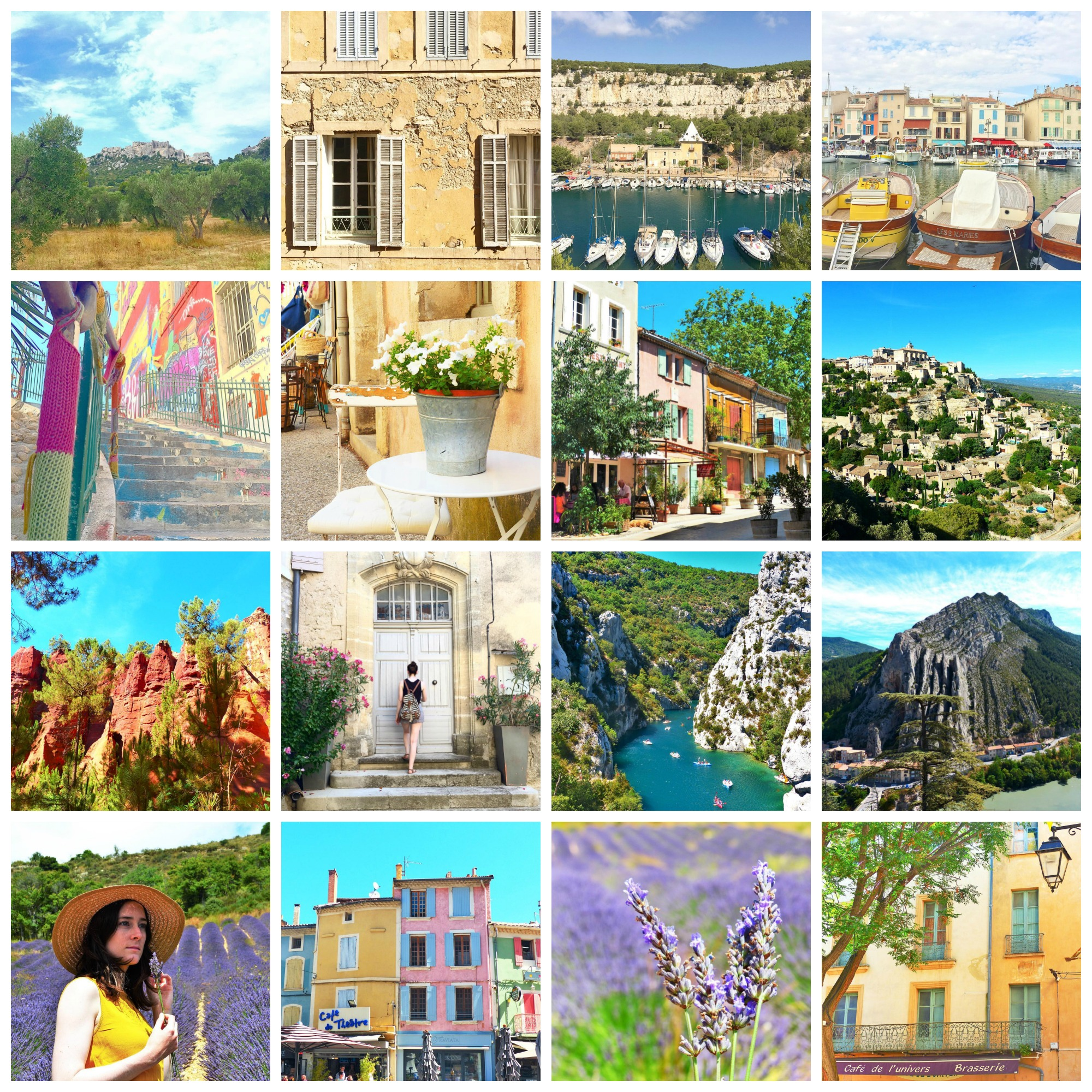 Instagram Provence