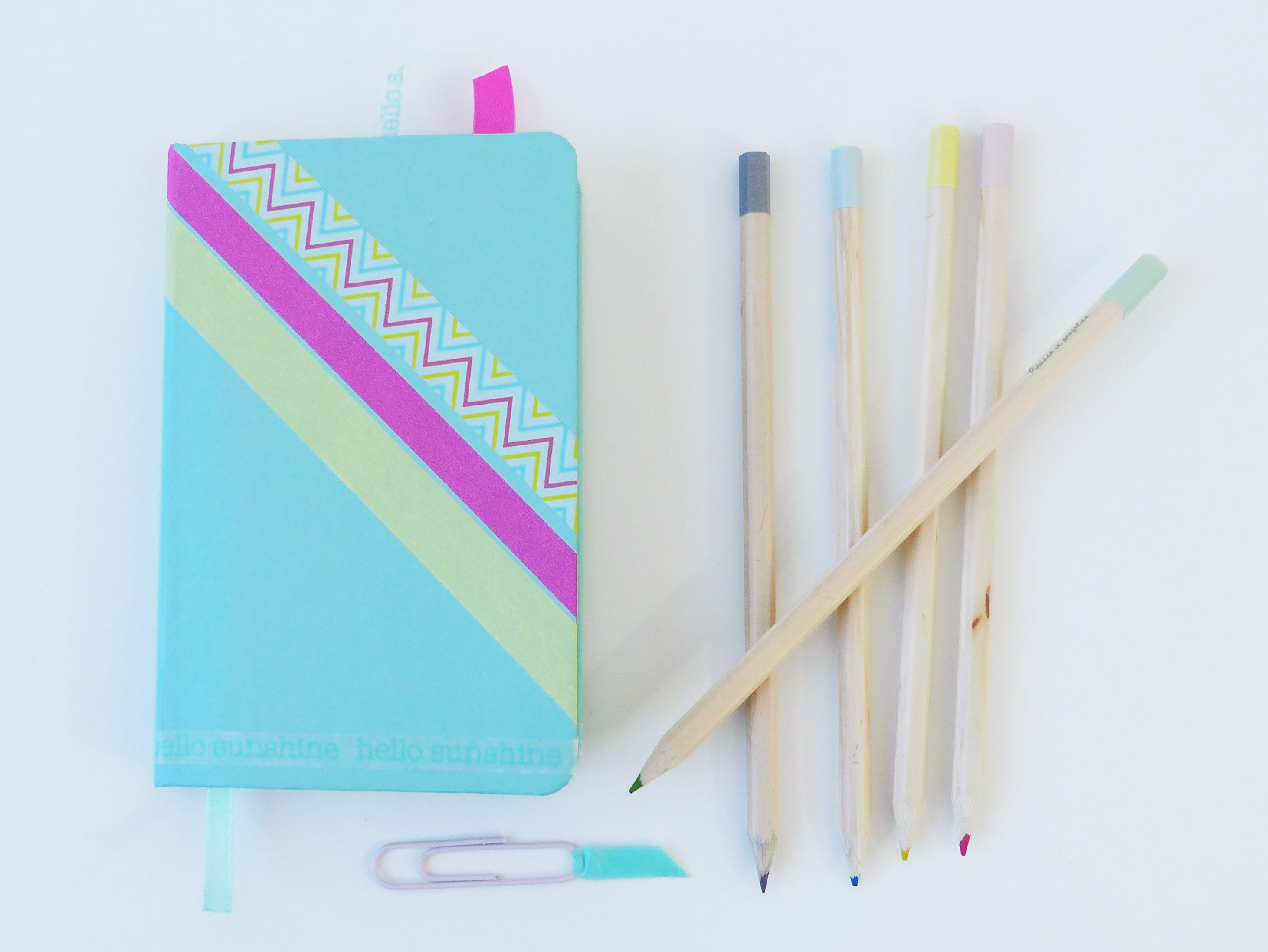 3 DIY Back to school