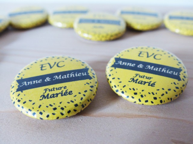 Badges EVC
