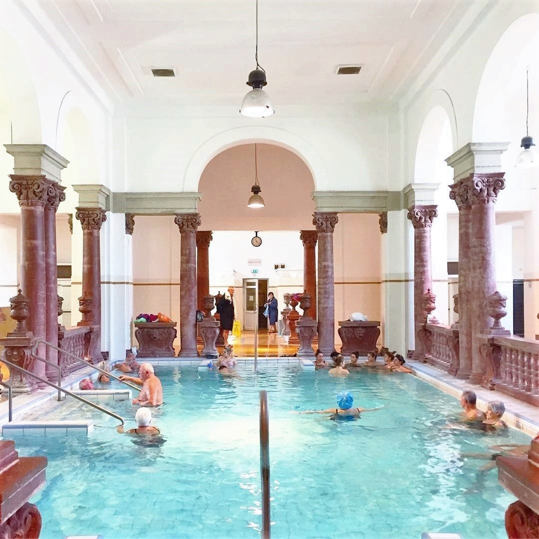 Bains thermaux de Szechenyi